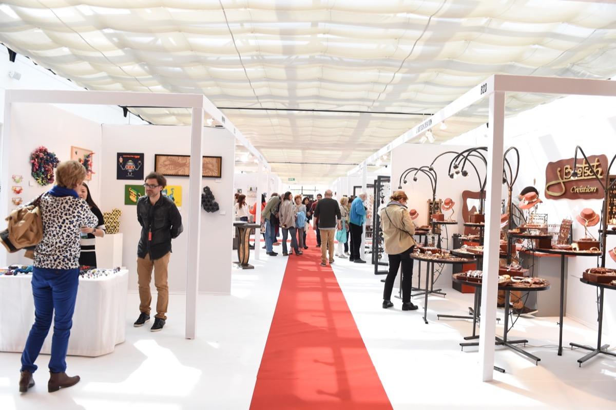 Salon Ob'art Montpellier 2017