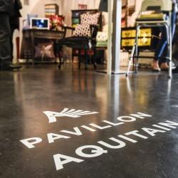 Un pavillon collectif soutenu par le Conseil Régional Aquitaine – Limousin – Poitou Charentes