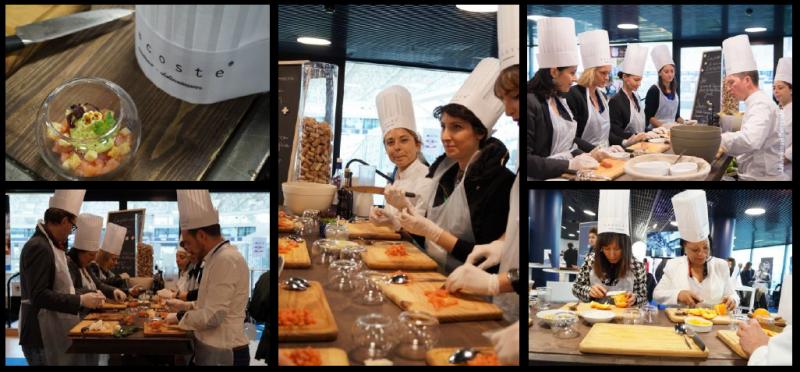 Ob'Art Bordeaux 2016 : inscrivez-vous à des mini-cours de cuisine !