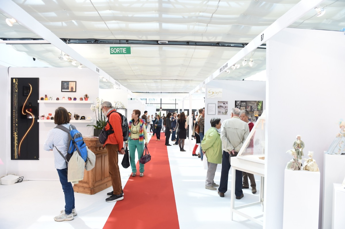 Salon Ob'art Montpellier 2017