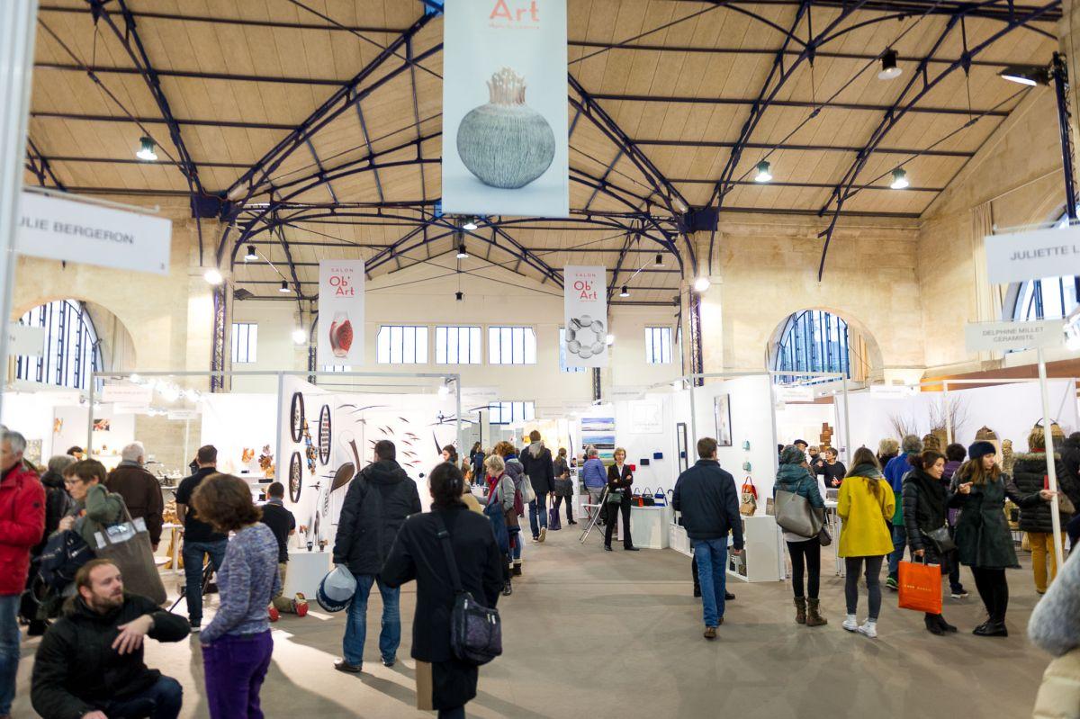 Le salon ob art paris ferme ses portes salons ob 39 art for Salon art contemporain montpellier