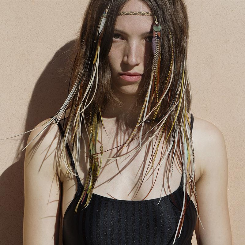 Accessoires cheveux - Olijay (c) Cécile Bortoletti