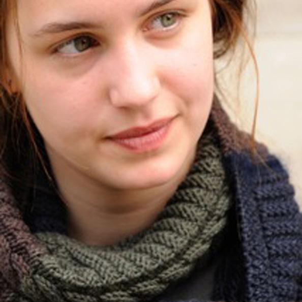 Modèle Lynn - Luce Smits (c) DR