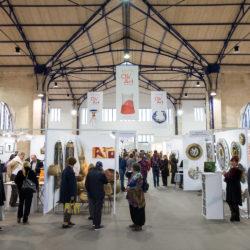 Ouverture de la 20ème édition du salon Ob'Art Paris