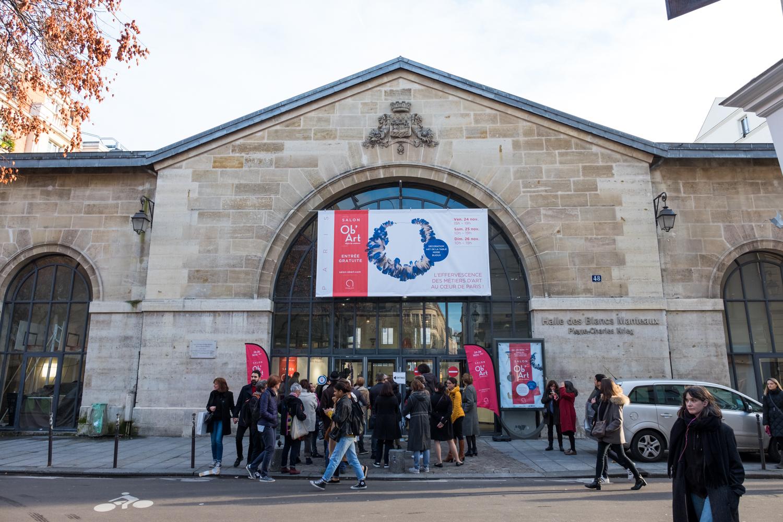 Salon Ob'art Paris - Marais - Espace des Blancs Manteaux - métiers d'art
