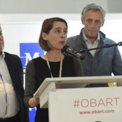 Retour sur l'inauguration de Ob'Art Montpellier 2019