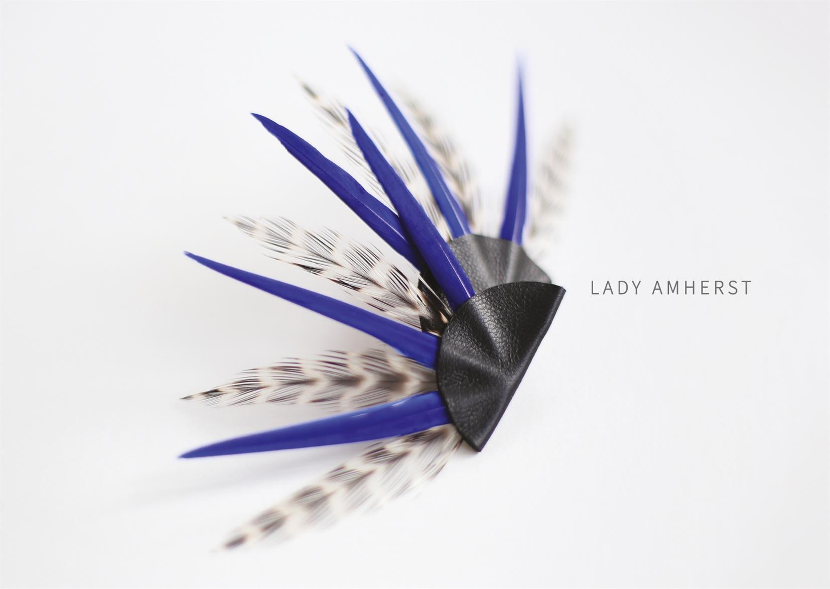Céline Bouriaud Lemesle (Lady Amherst)