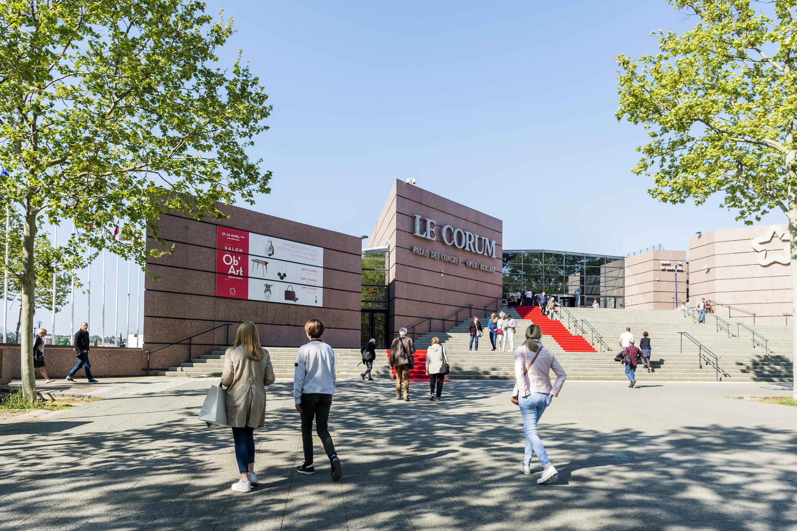 Ob'Art Montpellier : reporté du 5 au 7 novembre 2021