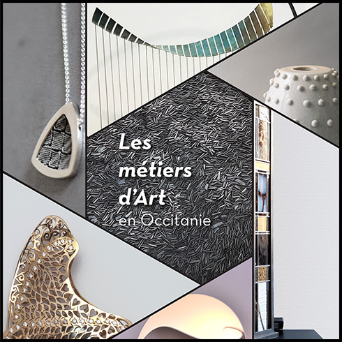 Exposition : les talents d'Occitanie a l'honneur à La Nef